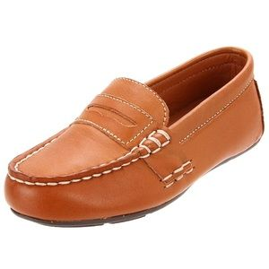 Boys Polo by Ralph Lauren Loafers